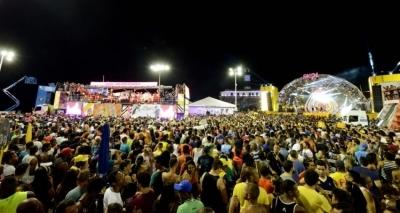 Mais de 1,5 mil pessoas foram conduzidas em flagrante nos seis dias de Carnaval