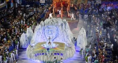 Após três anos, Beija-Flor é campeã do Carnaval do Rio