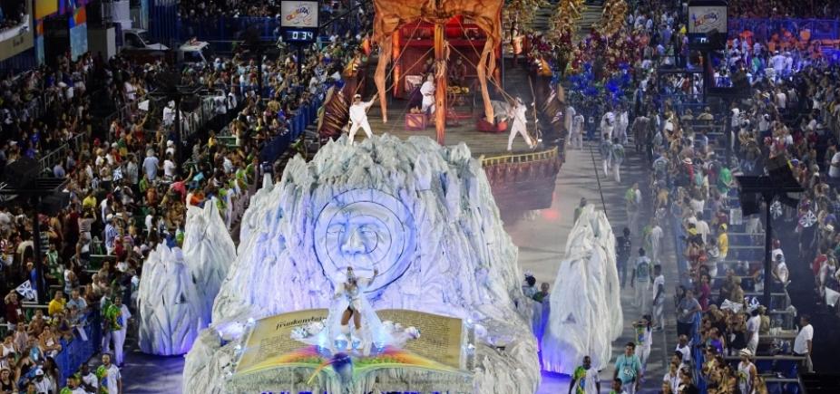 [Após três anos, Beija-Flor é campeã do Carnaval do Rio ]