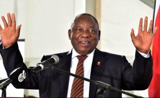 Cyril Ramaphosa é eleito novo presidente da África do Sul