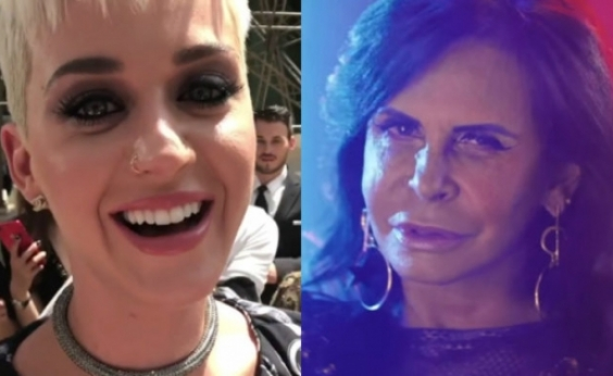 Após conversa por vídeo, Gretchen e Katy Perry devem se encontrar no Brasil