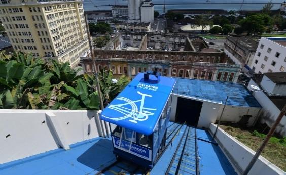 Plano Inclinado Pilar suspende atividades para manutenção