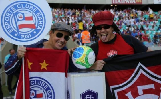'Sou a favor de que os jogos tenham duas torcidas', diz Rui
