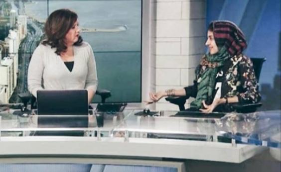 Blogueira muçulmana dá resposta sobre armas nucleares e assunto viraliza