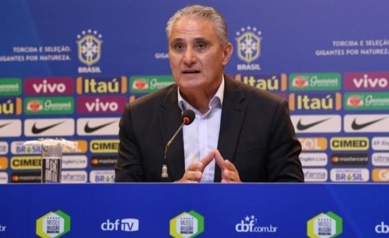 'Não vou a Brasília nem ganhando nem perdendo', diz Tite sobre pós-Copa