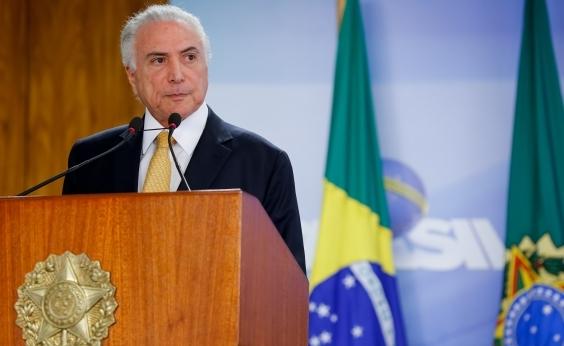 Intervenção no Rio será interrompida para votação da Previdência, diz Temer