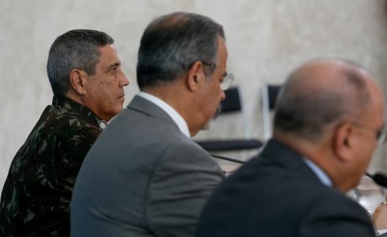 Ministro diz que interventor terá ʹpoderes de governoʹ no Rio de Janeiro