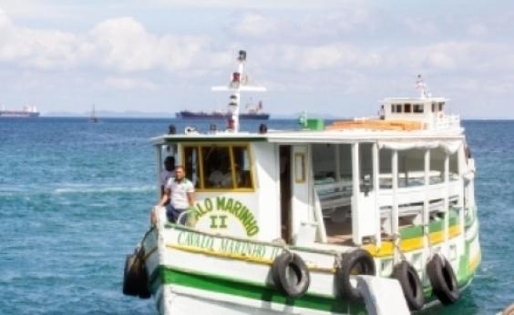 Travessia Salvador-Mar Grande encerra viagens mais cedo neste sábado