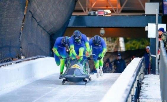 Equipe de Bobsled do Brasil estreia domingo nos Jogos de Inverno na Coreia do Sul
