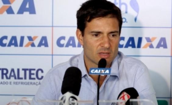 Diretor do Bahia nega que tenha pressionado arbitragem: ʹAbsurdoʹ