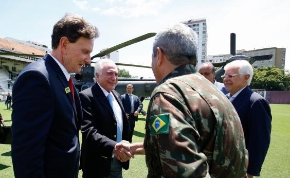 General usará dados de inteligência para mudar cargos das polícias do Rio