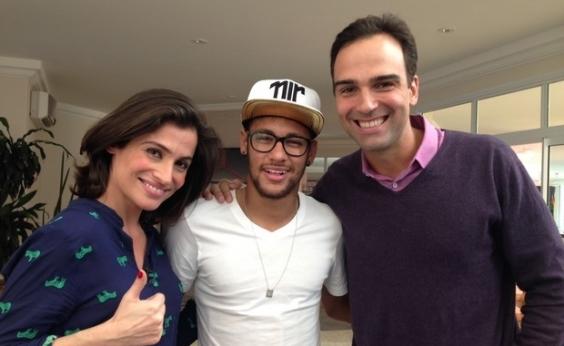 Neymar tinha contrato com Grupo Globo na Copa de 2014, diz jornal