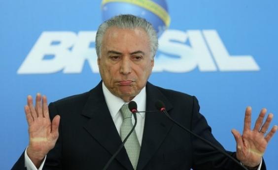 Temer se reúne com conselhos da República e da Defesa Nacional para discutir intervenção no Rio