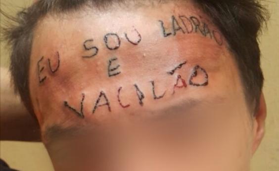 Homens que tatuaram testa de adolescente são condenados