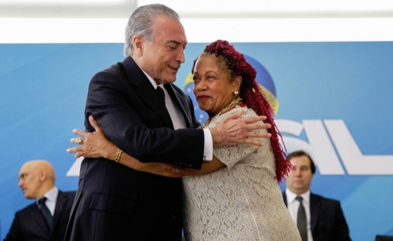 Luislinda Valois entrega cargo no Ministério dos Direitos Humanos