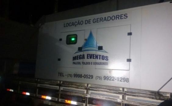 Por falta de luz, partida entre Jacuipense e Vitória é transferida para quinta-feira