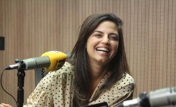 Emanuelle Araújo conta que já substituiu Ivete duas vezes: ʹNunca senti cobrançaʹ