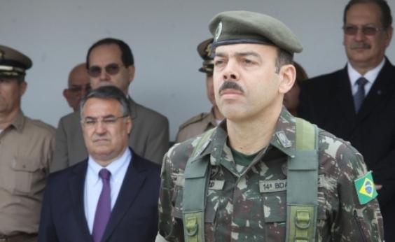 General da ativa é cogitado para secretário de Segurança do Rio