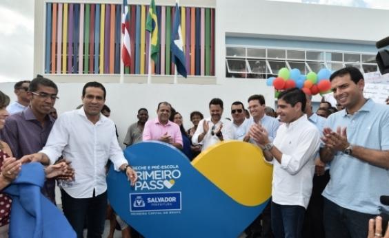 Canabrava recebe creche com capacidade para atender a 250 alunos