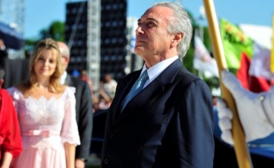 Temer diz que intervenção total no Rio foi ʹcogitadaʹ, mas descartada por ser ato ʹradicalʹ