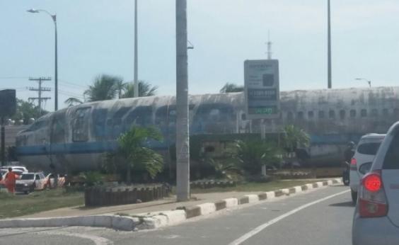 Aeroporto diz que carcaça da Vasp foi arrematada em leilão e responsabiliza 'empresas'