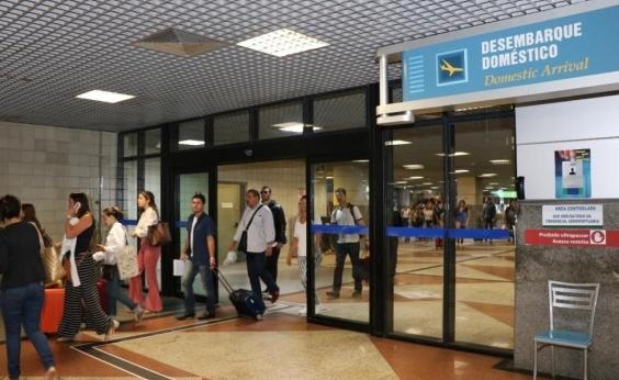 Salvador lidera movimento de passageiros em aeroportos do Nordeste