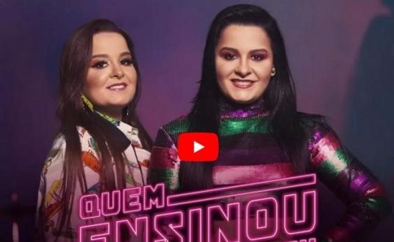 Maiara e Maraisa lançam clipe colorido de ʹQuem Ensinou Fui Euʹ