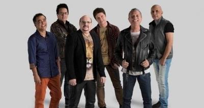 Roupa Nova faz show na Concha Acústica do Teatro Castro Alves