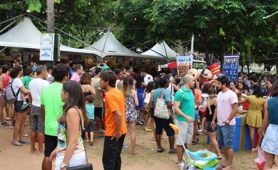 Confira a programação do Salvador Boa Praça deste fim de semana