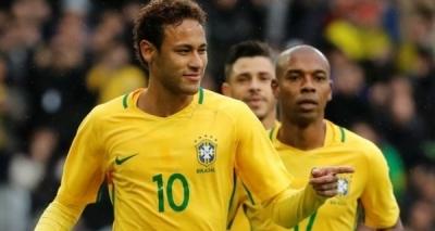 Neymar vai operar e só volta aos campos em maio