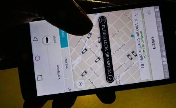 Motorista da Uber é sequestrado durante assalto no Cabula