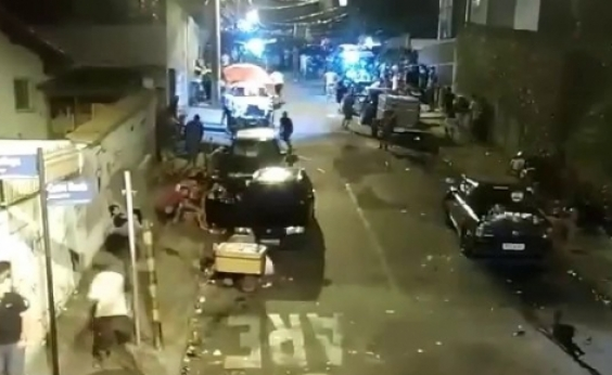 Atirador invade baile funk e mata dois em Belo Horizonte