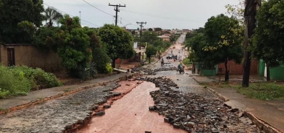 [Com fortes chuvas, município de Santana decreta situação de emergência]