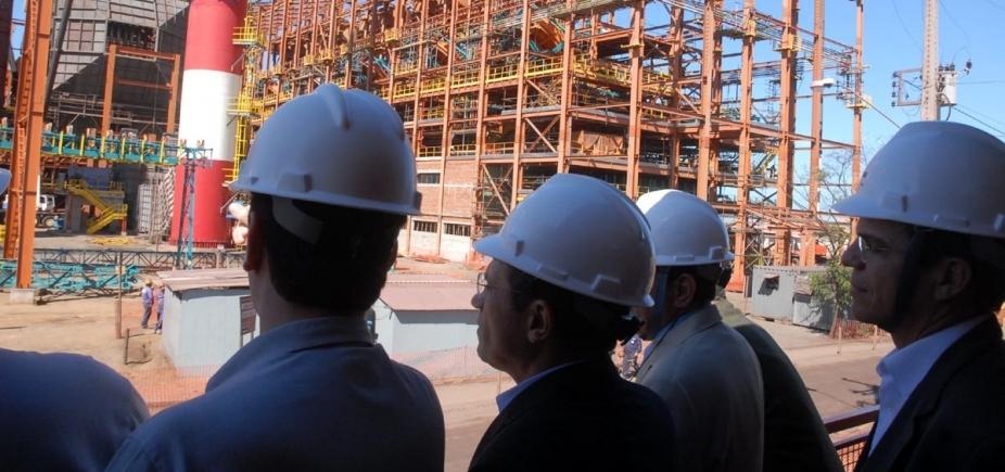 [Produção industrial da Bahia cresce 0,9% dezembro e janeiro]