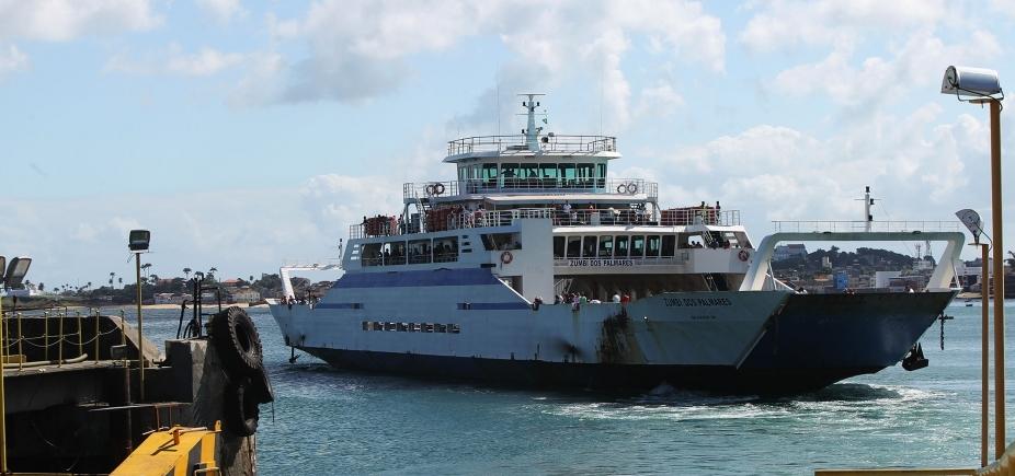 [Ferry: motoristas precisam esperar 3h para embarque em São Joaquim]