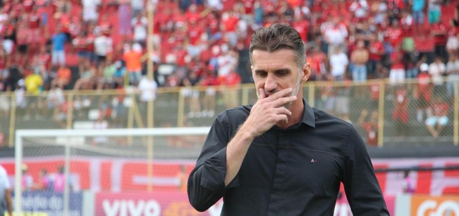 [Ba-Vi: TJDF suspende Vagner Mancini por cinco jogos]