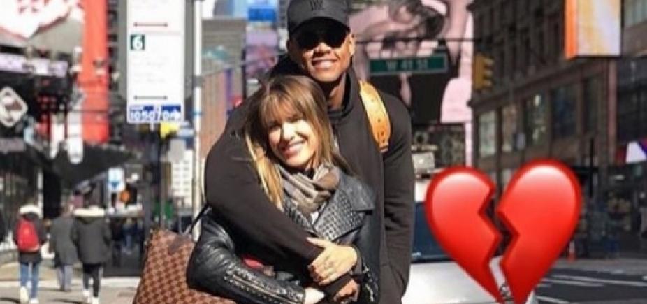 [Leo Santana e Lore Improta terminam namoro: ʹMuita coisa que não sabemʹ]