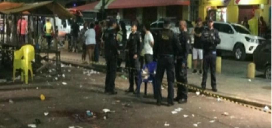 [Ataques deixam sete mortos em Fortaleza]