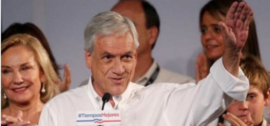 [Sebastián Piñera toma posse neste domingo na presidência do Chile]