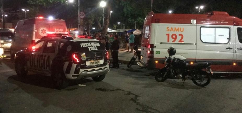 [Suspeito de participar de ataques em Fortaleza é preso com armas e munição]