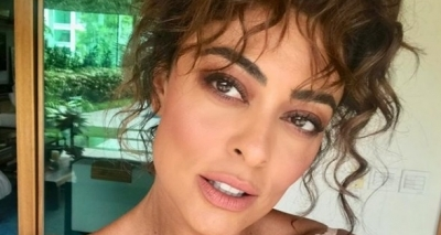 Juliana Paes admite mandar ʹnudesʹ para marido: ʹNão estou mortaʹ