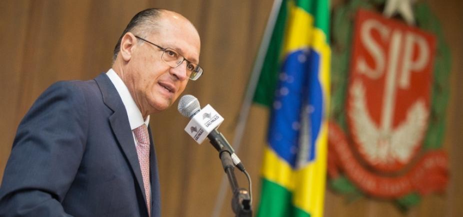 [Empresa de Alckmin usa prédio de cunhado suspeito de caixa 2, diz jornal ]