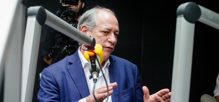 [PSB avalia apoio à candidatura de Ciro ao Planalto]