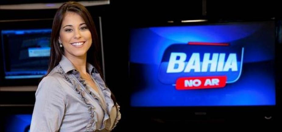 [Jessica Senra deixa Record para assinar com a TV Bahia]