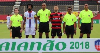 FBF divulga datas e horários das semifinais do Campeonato Baiano