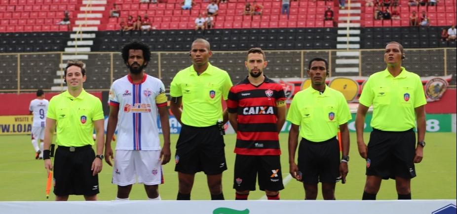 [FBF divulga datas e horários das semifinais do Campeonato Baiano]
