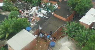 Desabamento em Pituaçu: após tragédia, prefeitura vai embargar seis casas