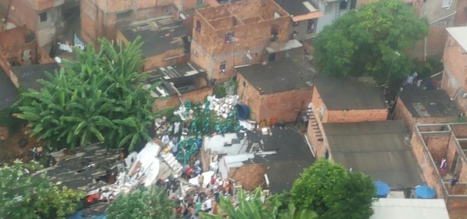 [Tragédia em Pituaçu: segunda morte é confirmada ]