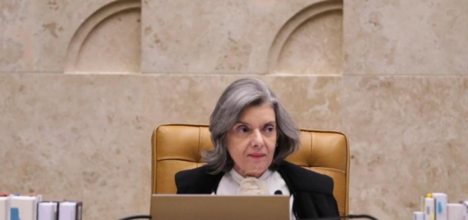 [Cármen Lúcia diz que não vai se dobrar à pressão no caso da prisão de Lula]