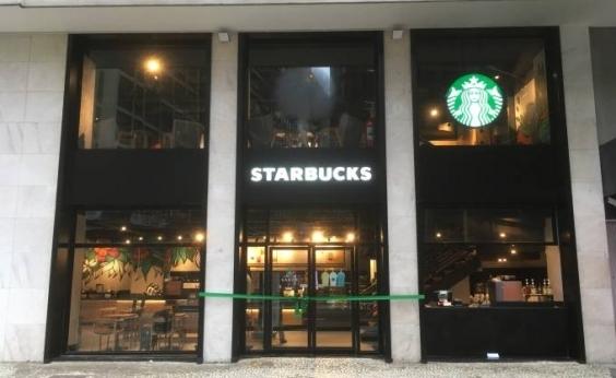 Starbucks vende operações no Brasil para a SouthRock